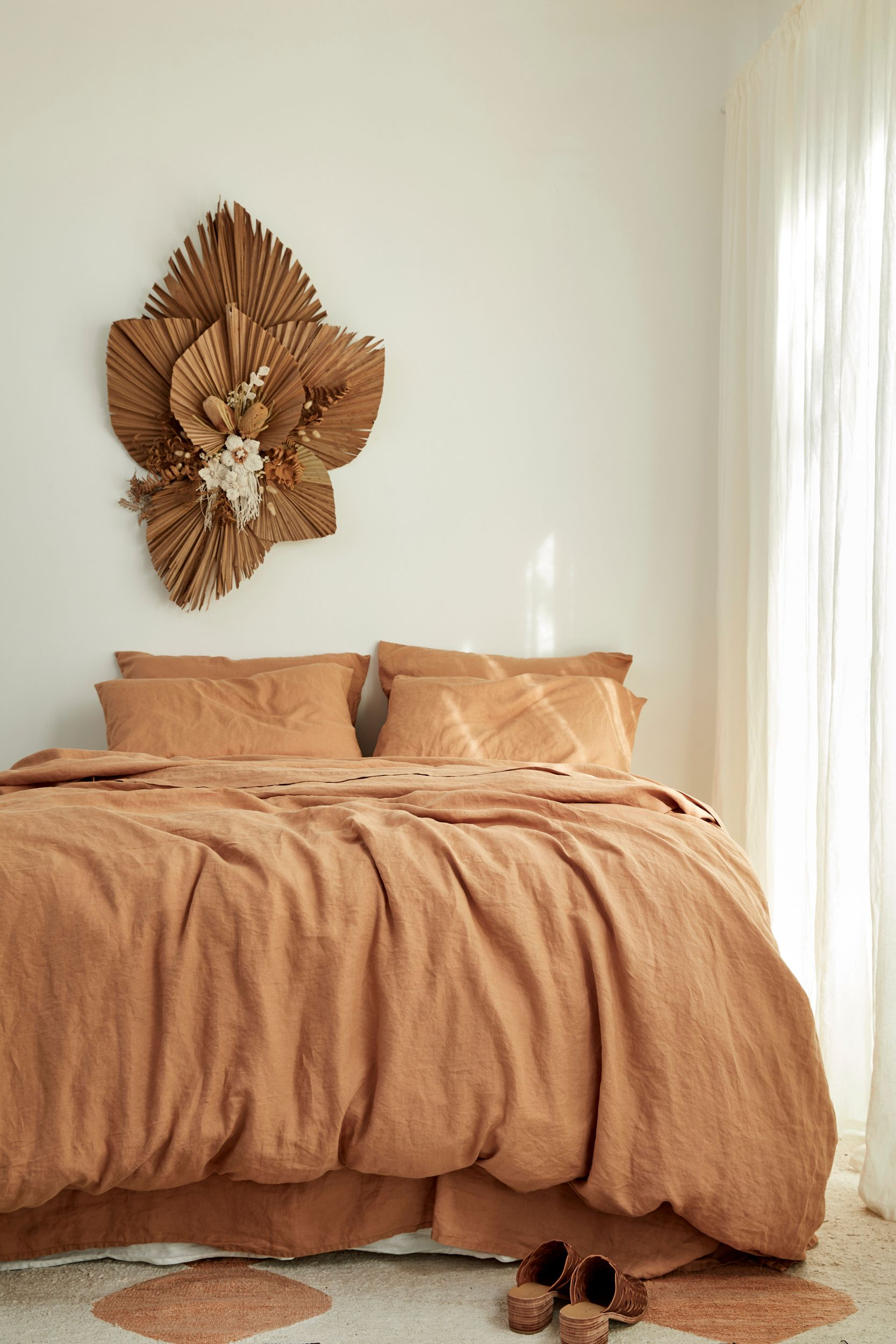 Inspired By Our Love Of Tonal Shades Our Exclusive French Linen