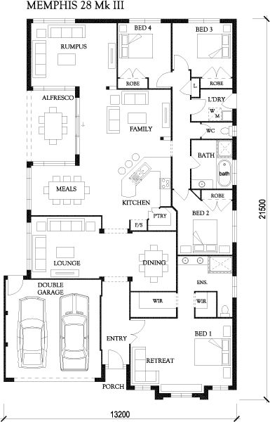 Memphis House Plans House Home Plans Ideas Picture
