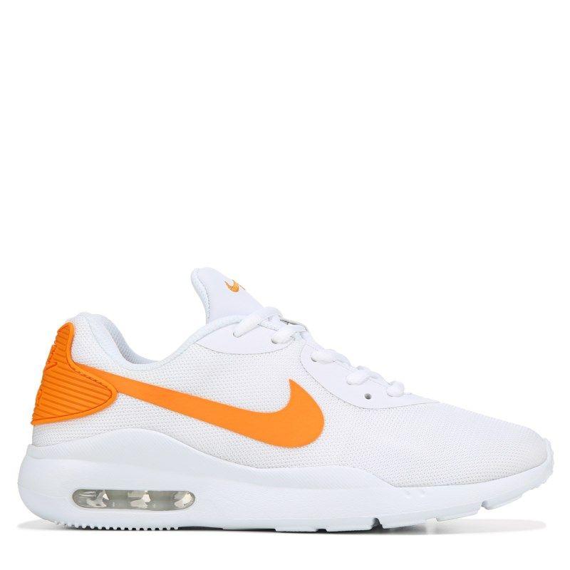 Nike Women's Air Max Oketo Sneakers (WhiteOrange) in 2020