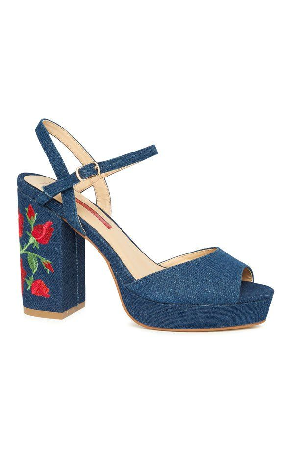 97119d9ec5ab6 zapatos para mujer de Primark para esta temporada Primavera-Verano 2017  para saber las tendencias