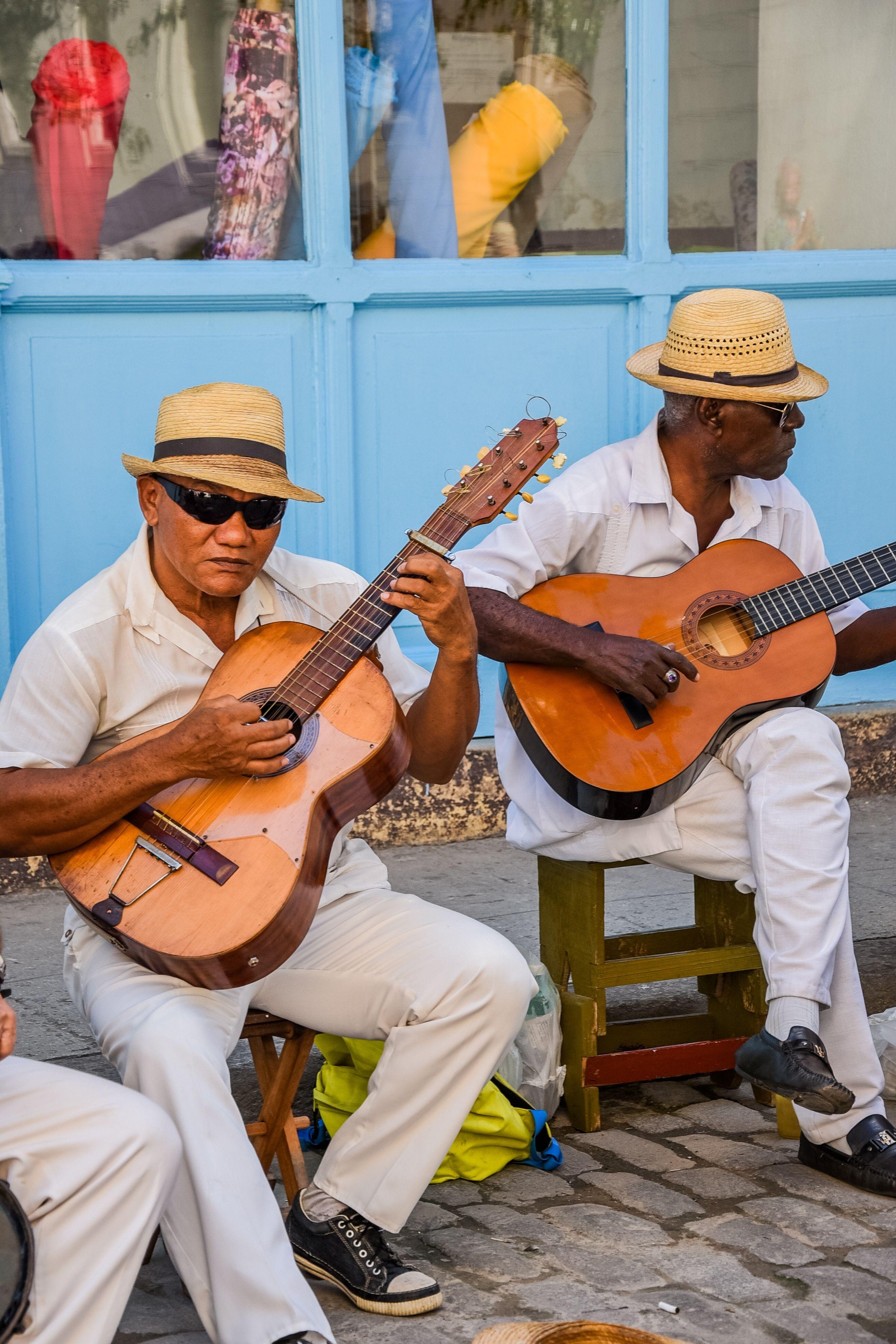 Old Havana, Havana, Cuba, Musica Cubana, NIKON CORPORATION, NIKON D750, #120D0B