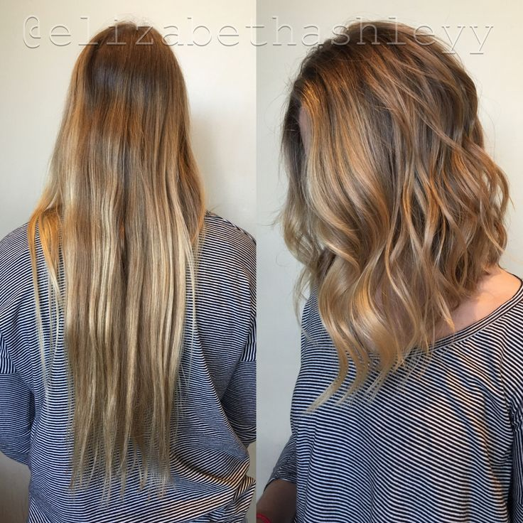 Hair Highlights Color Trends Lob Transformation Tuesday Lob And
