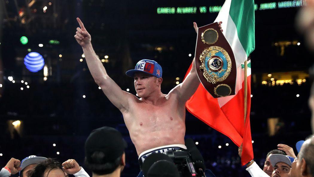 Live Canelo Vs Chavez Jr Results Streaming Updates Canelo Alvarez Julio Cesar Bt Sport