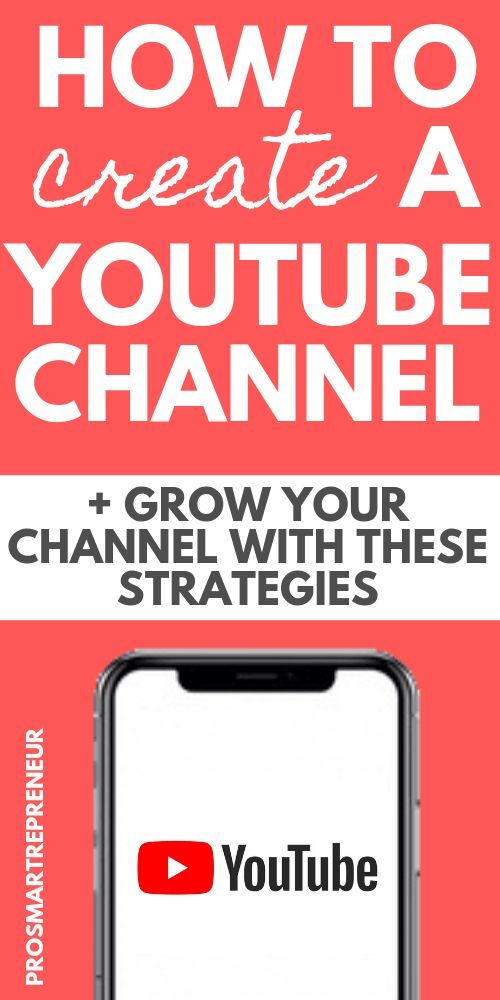 How To Start a YouTube Channel Successfully (For Beginners)