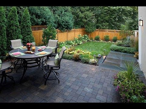Image result for small rectangle garden ideas | Small ...