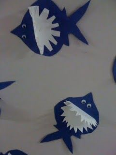 cute sharks for oceans unit
