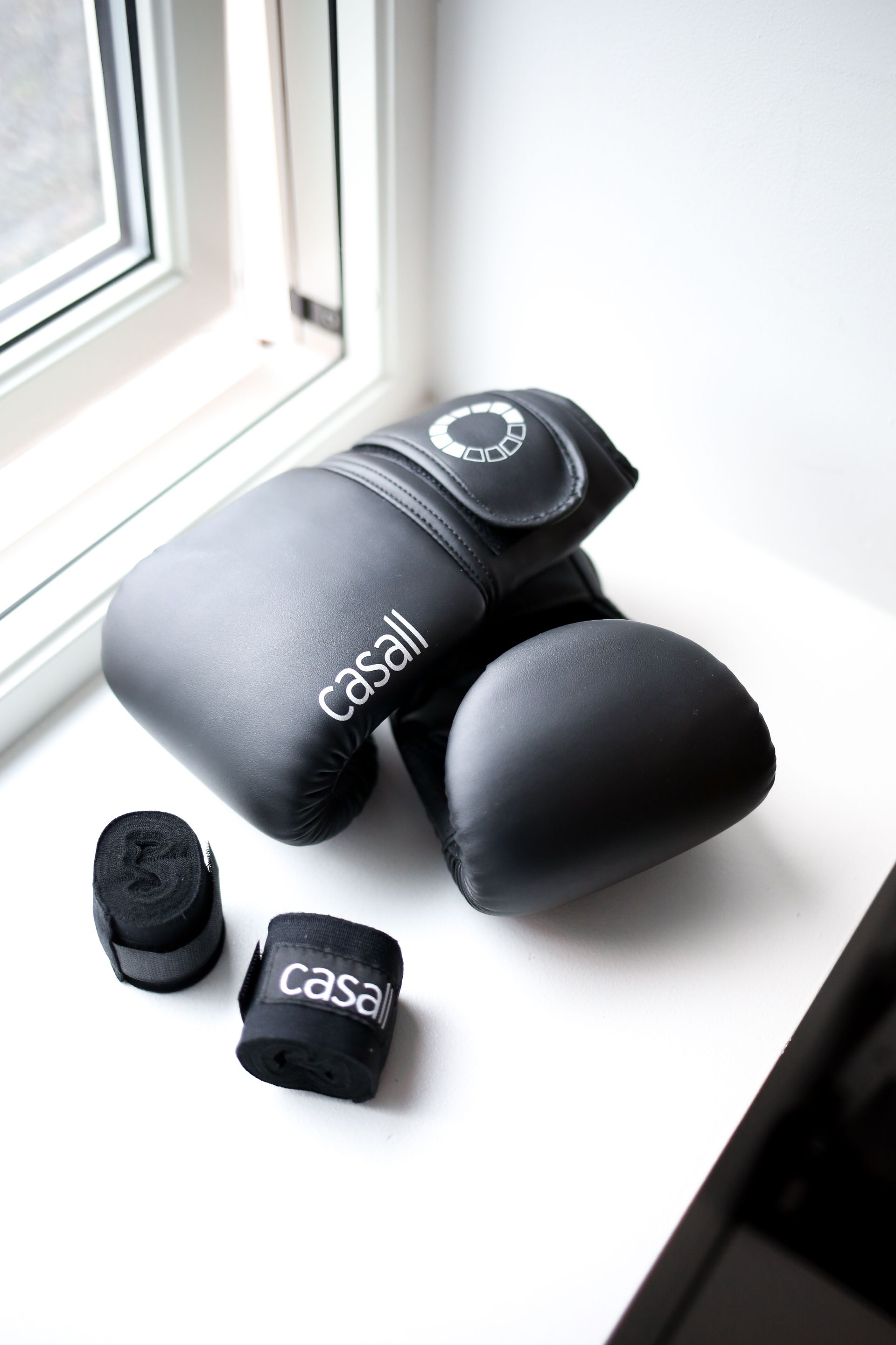 Let's do some kickboxing!