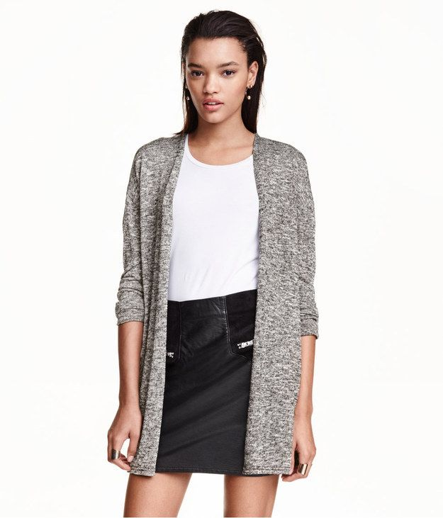 A fine-knit cardigan for $12.99. | 41 Inexpensive Sweaters You'll Want To Cozy Up With
