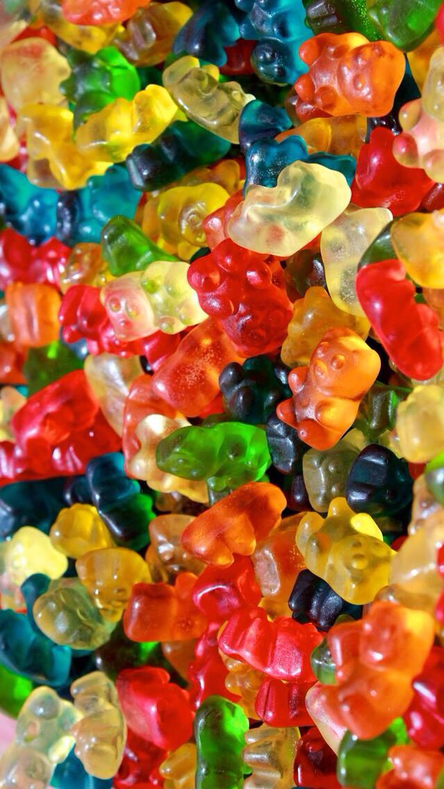 Yummy Wallpaper Icouldbehungry Iphone Wallpaper Gummy