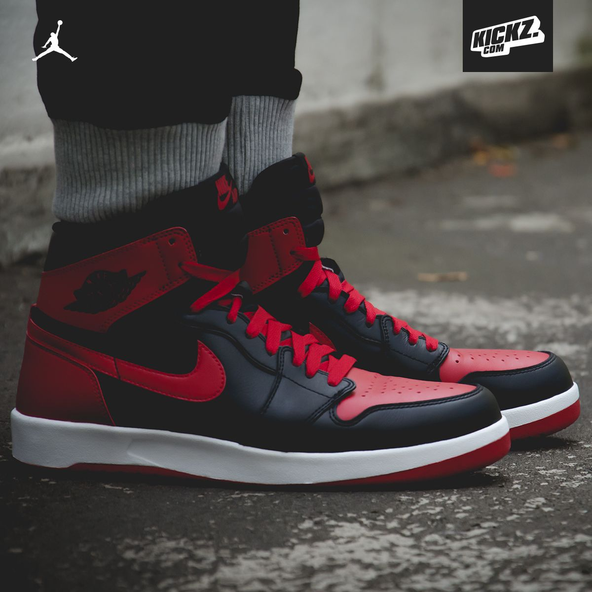 online store dec21 08000 Michael Jordan came back wearing them and now they come back  Air Jordan 1  High The Return (Bred)