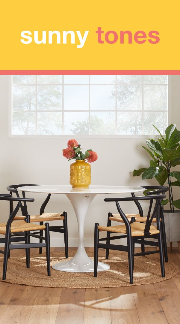 Freshen up your dining space with great deals on beautiful kitchen and dining tables from Overstock, where quality home goods cost less and you'll even get Free Shipping on EVERYTHING!* #diningroom #tables #dining #diningroomtable #diningtable #diningsets #naturaltables #stylishtables #homegoods #furniture #furnishings #homefurniture #homefurnishings #diningroomfurniture #diningroomupdates #freeshipping #overstockstyle