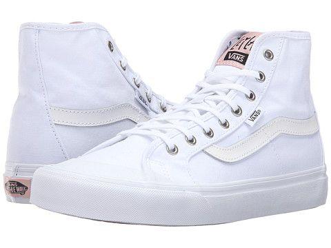 Vans Black Ball Hi SF WhiteWhite Schuhe