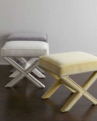 Elise X-Bench | Bench, Bedrooms and Living rooms