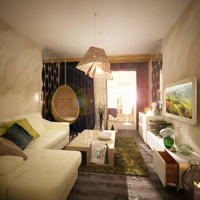 beleuchtung wohnzimmer viel natürliches licht und cooler lechter - beleuchtung für wohnzimmer
