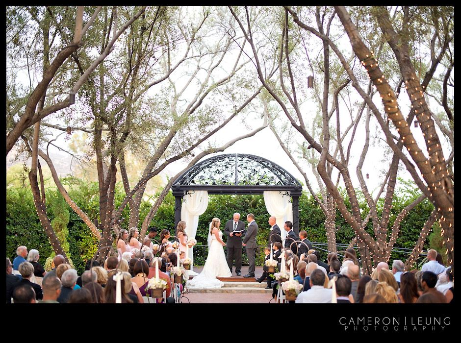 Padua Hills Theatre Claremont Wedding