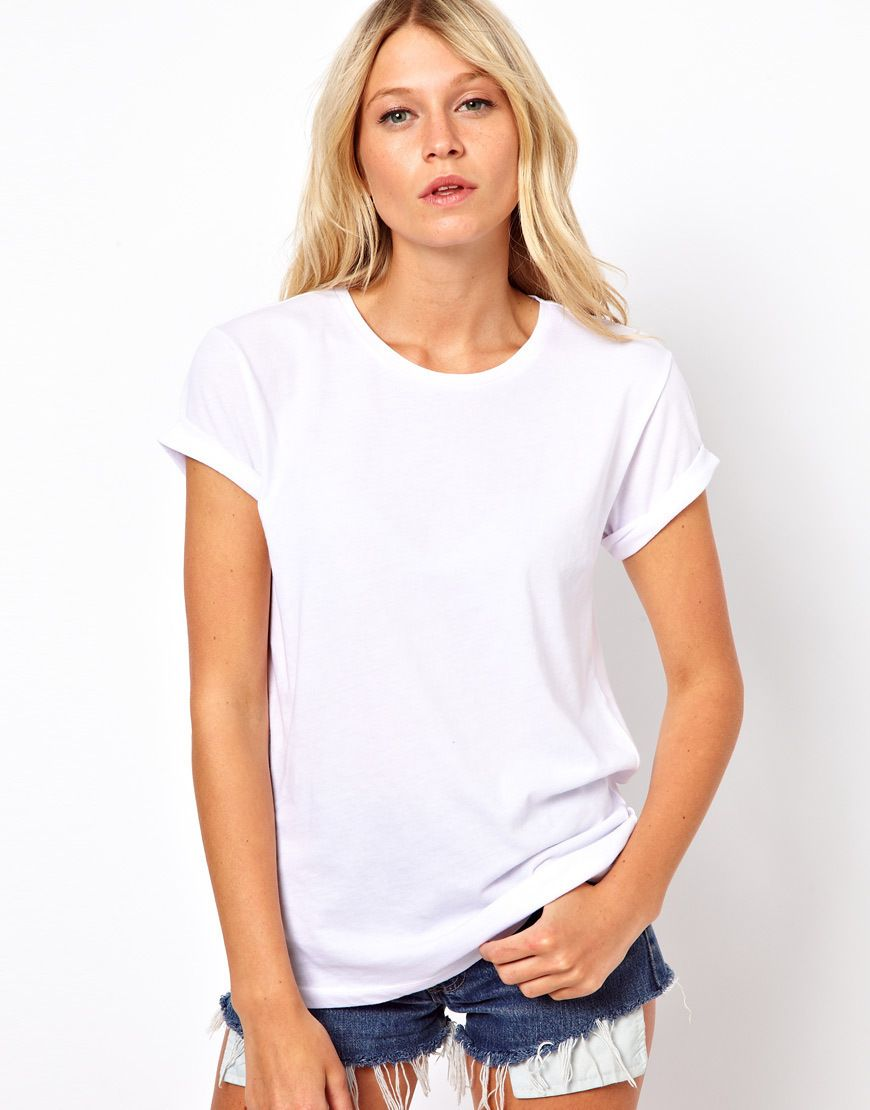 White t shirt for womens - 5 Tips To Match Your Makeup 1 Find Out Your Skin Tone Tee Shirt