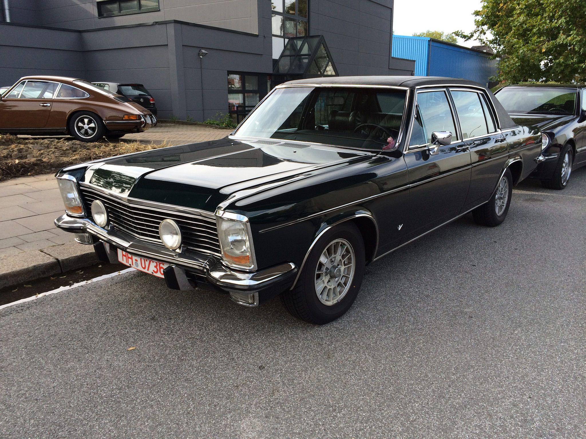 Opel Diplomat V8 | Pinterest | Cars