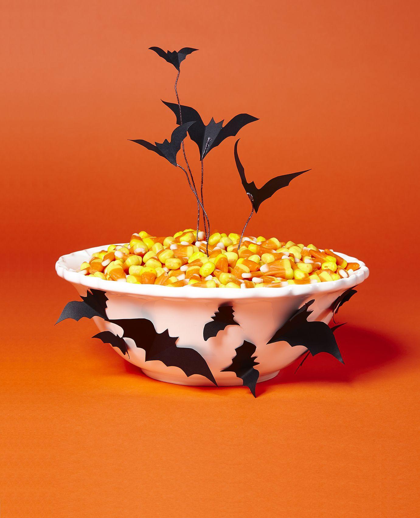 7 Fun DIY Halloween Candy Bowls Halloween candy bowl