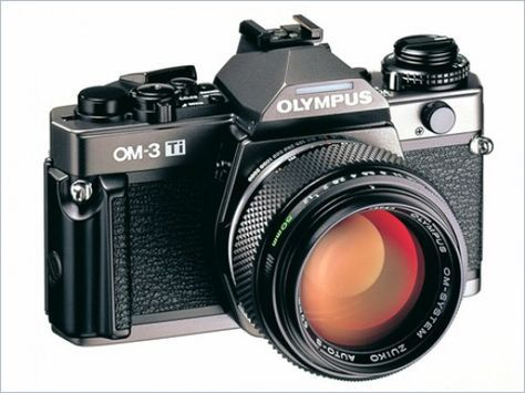 Olympus OM SLR Cameras, 1972-1994 - ImagingPixel   Fotoğraf ...