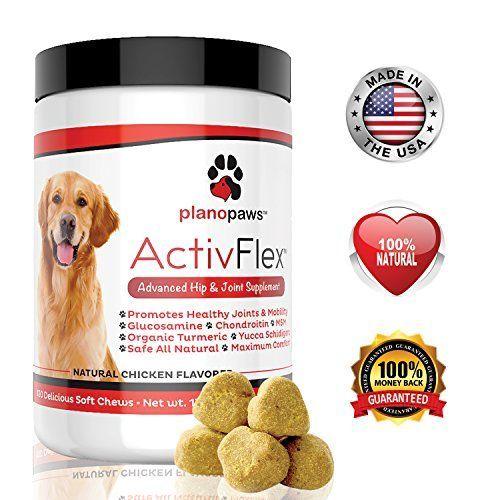 ActivFlex, Best Glucosamine for Dogs, Safe Arthritis Pain