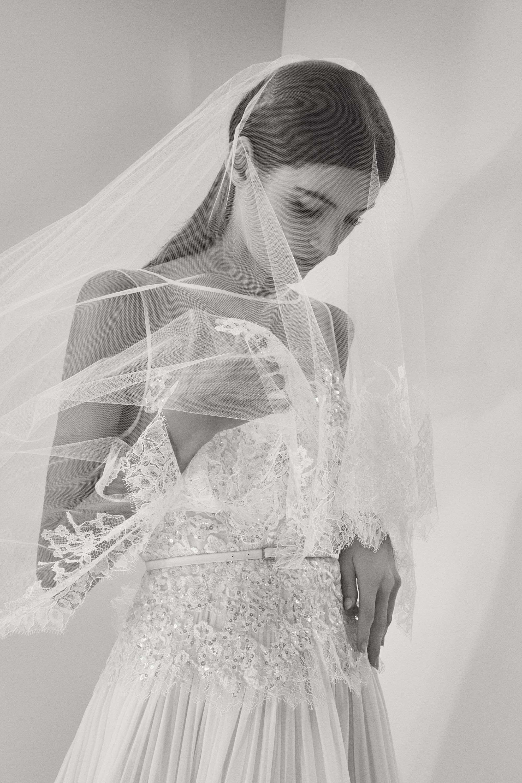 Elie Saab Bridal Fall 2017 Fashion Show   Pinterest