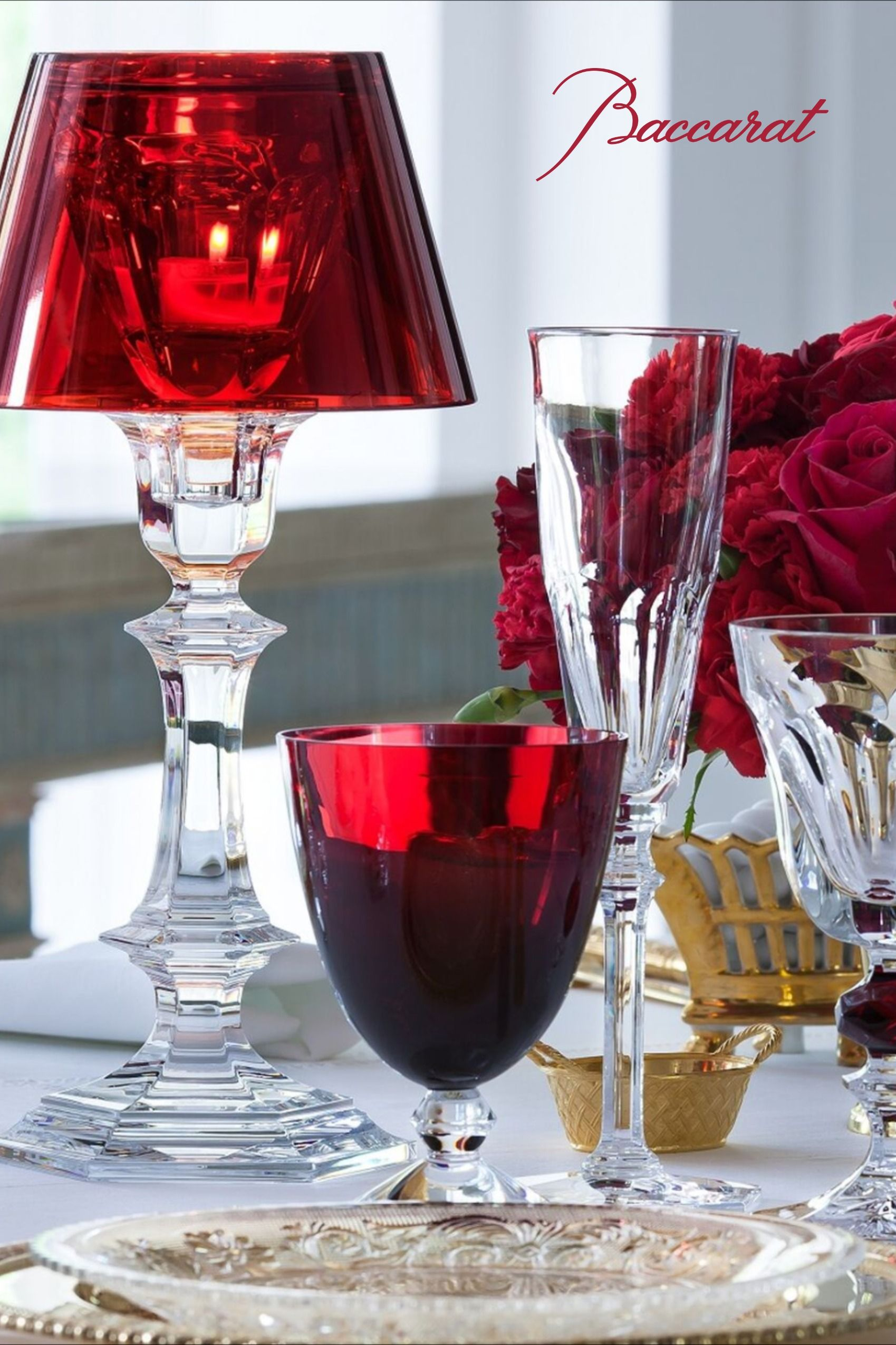 Vega Glass In 2020 Baccarat Crystal Glass Gifts Glass