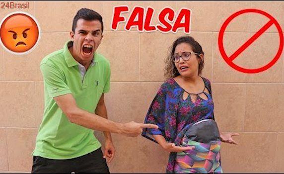 VOCÊ DECIDE - A GRAVIDEZ FALSA! (PARTE 2)