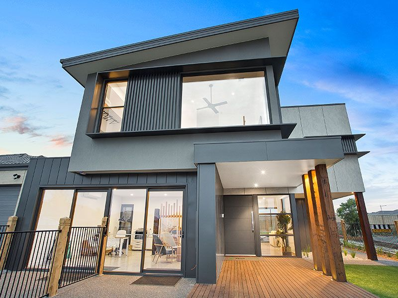 34sq Display Home | House design, Rosedale house, Display homes