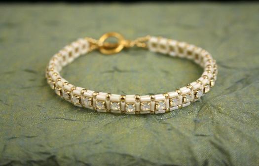 Tennis Armband Goud