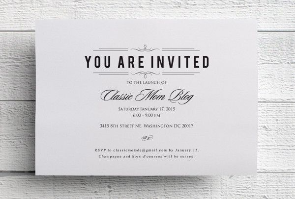 Image Result For Corporate Event Invitation Design  Chemi
