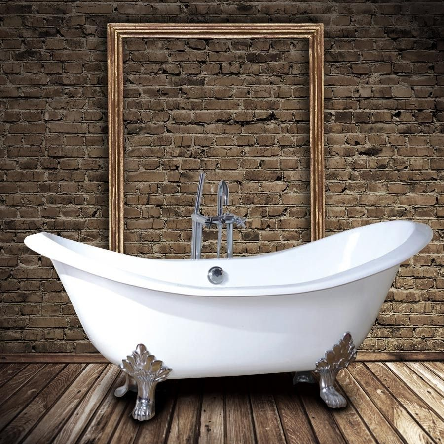 Pros & Cons of Different Bathtub Materials | The Bath | Pinterest ...