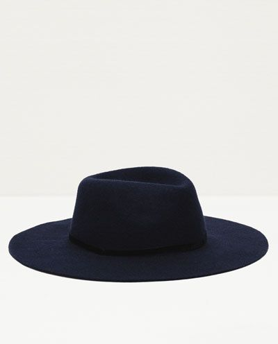 Image 1 of WOOL HAT from Zara  91d57ebed3e