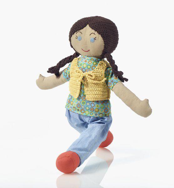 Pebble Rag Doll Emily