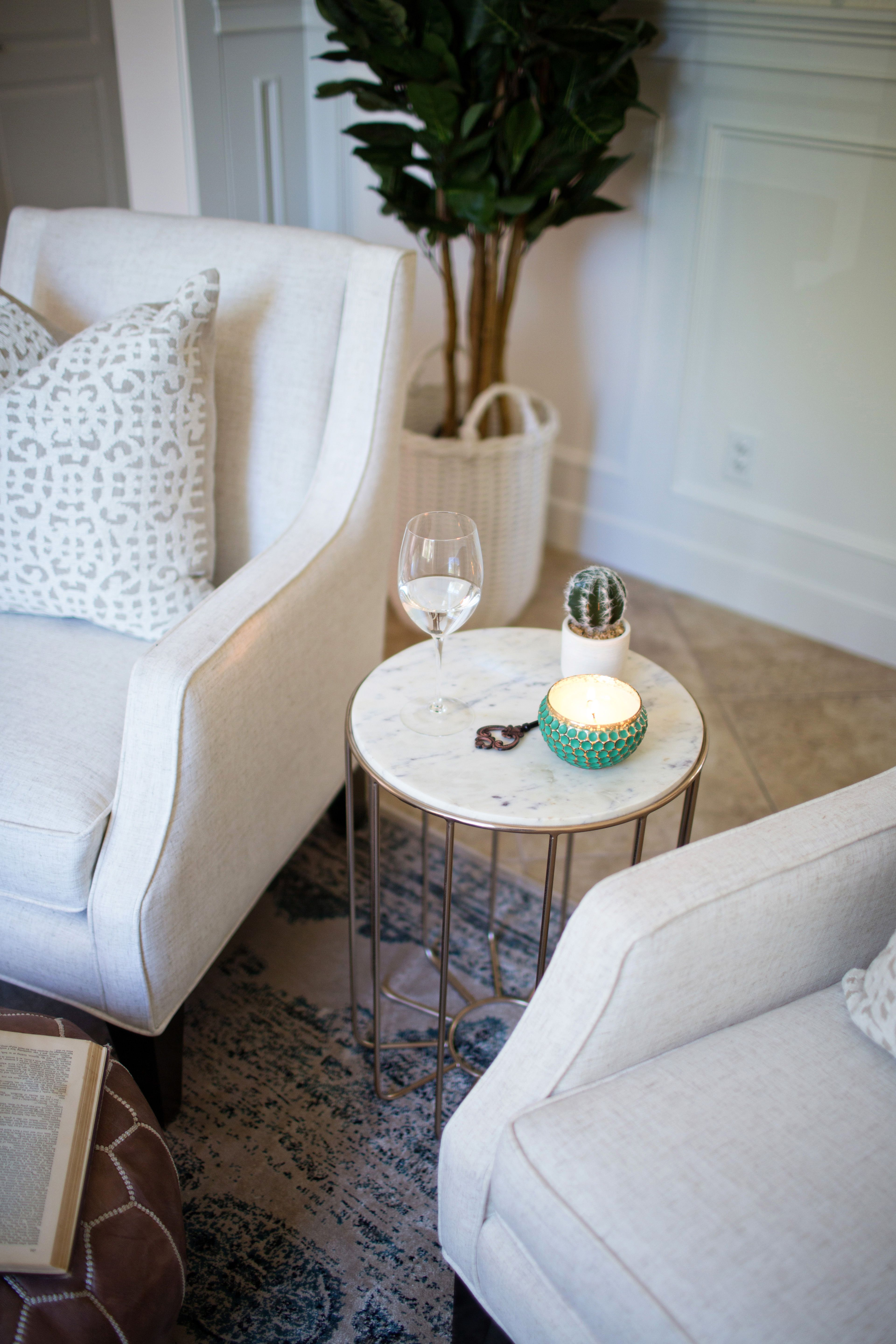 Treasure In The Detail Interiors Transitional Sitting
