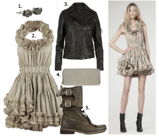 All Saints Allegra Dress with Accessories by GirlsWishList.co.uk Boho    Romantic Dress 4f886fd3c