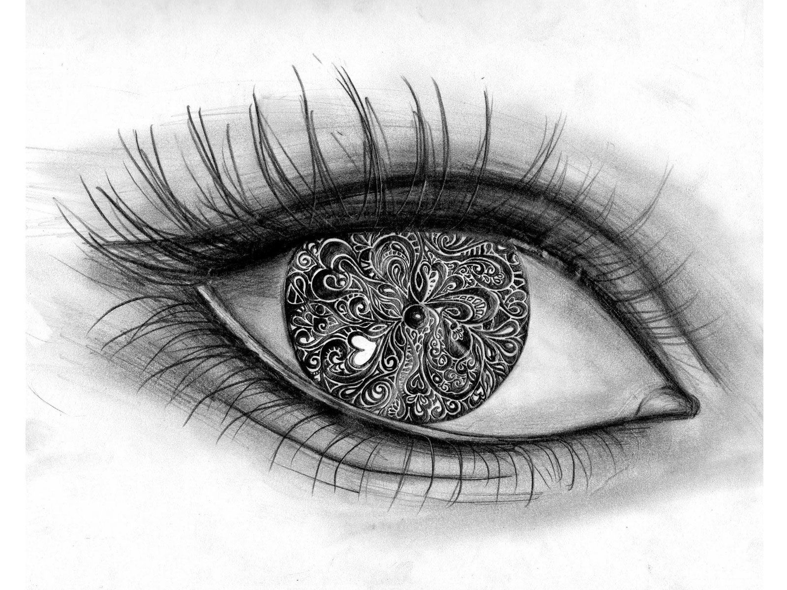 cateyetattoodesigns.jpg (1600×1200) Eye tattoo, 3rd