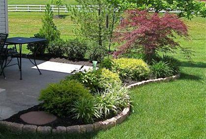 patio landscaping design diy