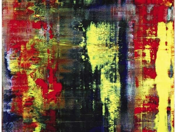 10 Most Outrageous Purchases In October Gerhard Richter Gerhard Richter Painting Modern Art Abstract