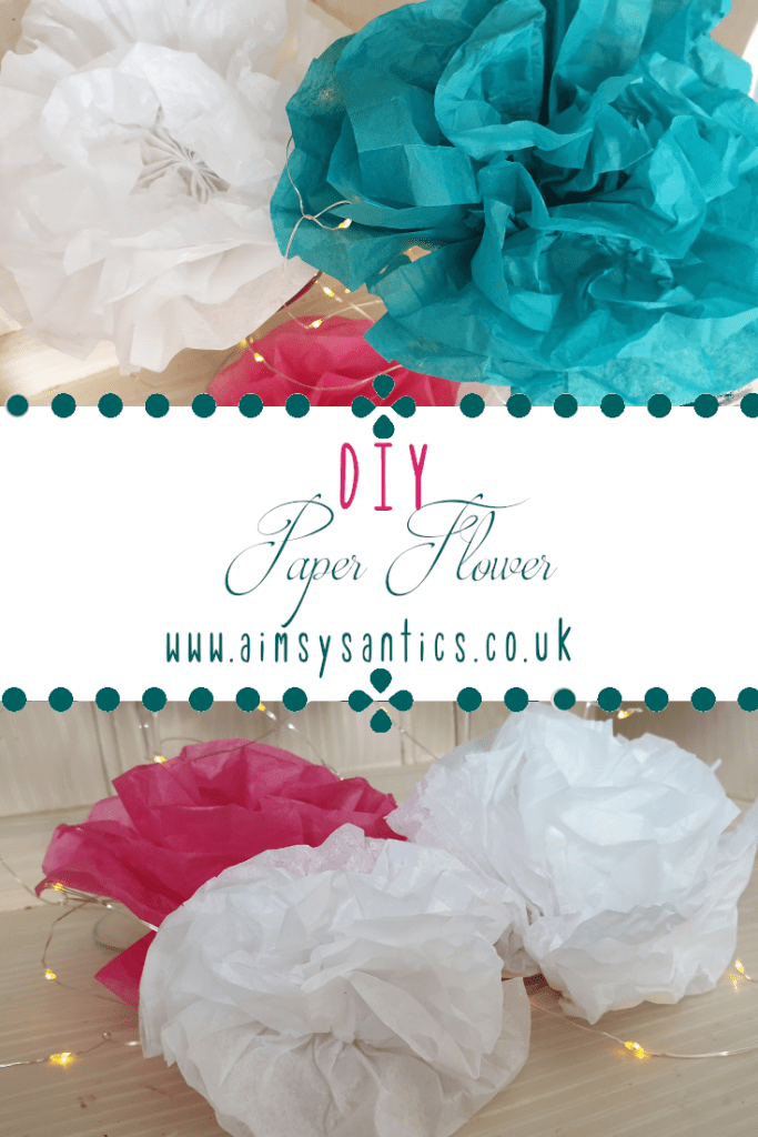 Diy Paper Flowers How To Make Tissue Paper Flowers Tissue