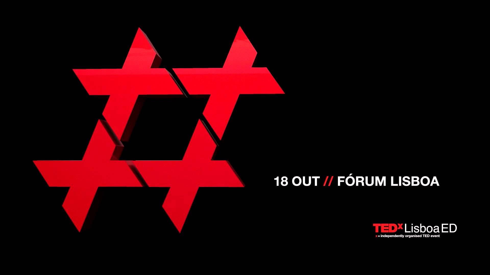 Está a chegar o TEDxLisboaED! Já tem o seu bilhete? Assista ao nosso vídeo teaser em http://bit.ly/1BE3zha  #tedxlisboa #tedxlisboaed #mob