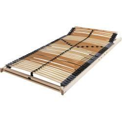 Photo of Slatted frame, adjustable Dormaflex 400 motor radio ¦ wood-colored ¦ Dimensions (cm): W: 90 openers
