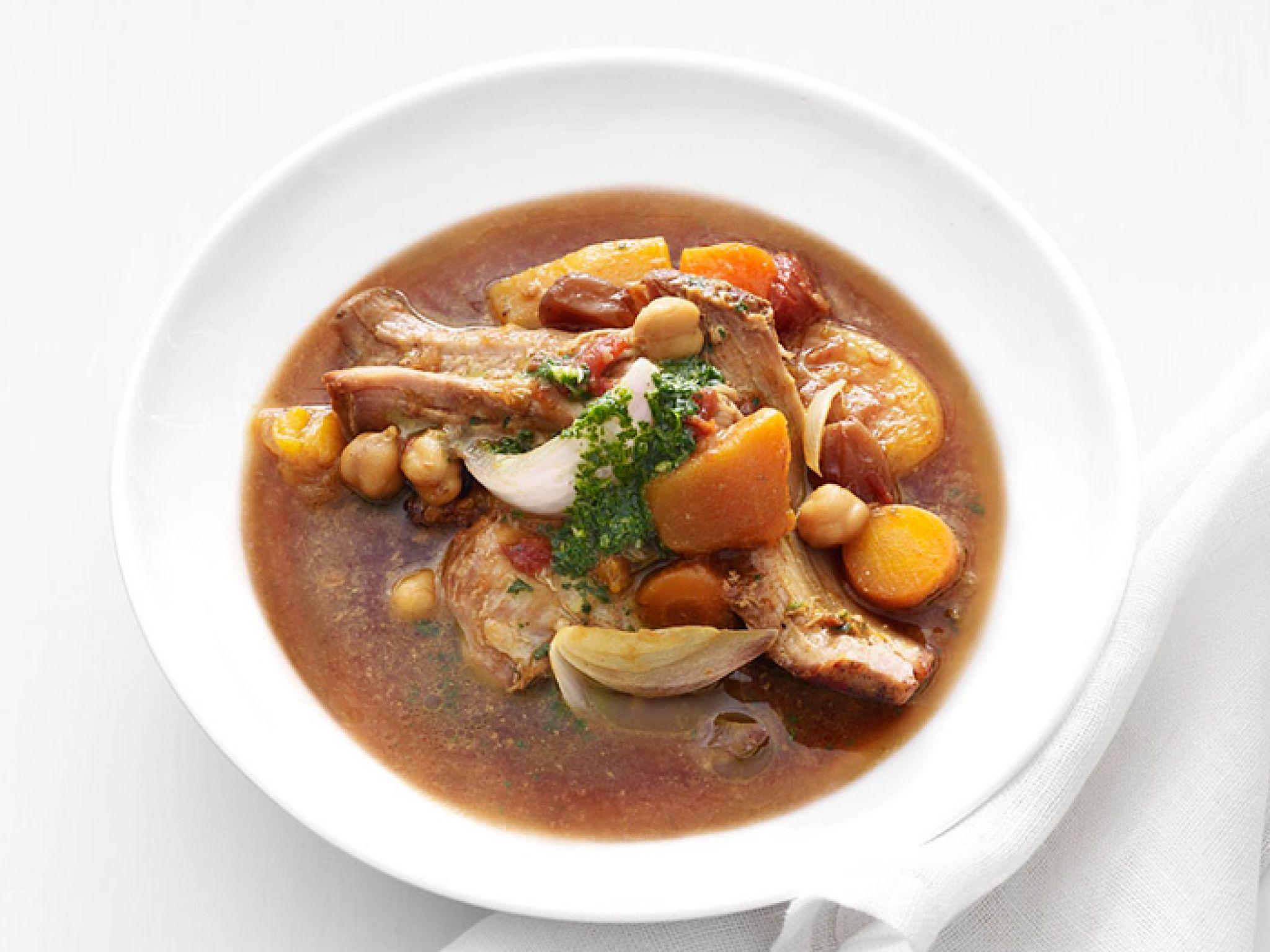 Slow Cooker Moroccan Turkey Stew Recipe Slow Cooker Pinterest