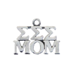 Now available Sigma Sigma Sigma... Shop http://manddsororitygifts.com/products/sigma-sigma-sigma-mom-charm?utm_campaign=social_autopilot&utm_source=pin&utm_medium=pin