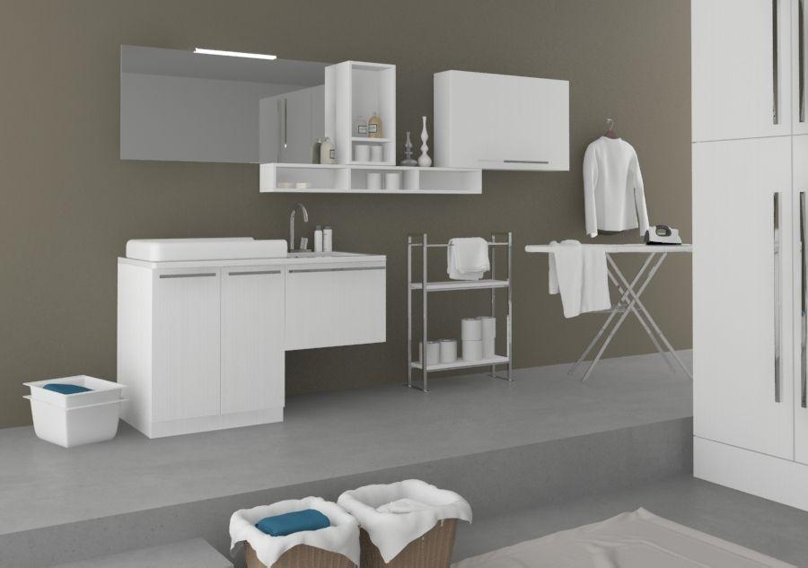 Portasciugamani bagno ~ Arredo bagno nemi soluzione per piccoli bagni mobile da bagno