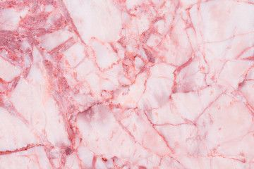Aesthetic Pink Marble Desktop Wallpaper