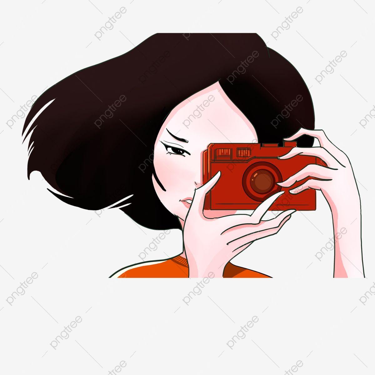 الكرتون كاميرا حمراء امرأة تحمل كاميرا صور امرأة الشعر القصير عطلة امرأة تحمل كاميرا صور صورة شخصية الكرتون كاميرا حمراء Png وملف Psd للتحميل مجانا Beautiful Women Pictures Pictures Iphone Background