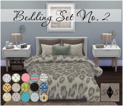 Sim Ply Splendid Simblr Bedding Set No 2 With Extras