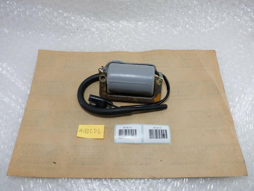 NOS Suzuki GP100 GP125 TF125 Ignition Coil Assy 33410-39120  #MadeInJapan