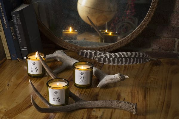 They're here! After spending months working with our manufacturer in upstate New York, Ellis Brooklyn candles are here in time for holiday. We chose to go with a soy wax blend because they burn cle...
