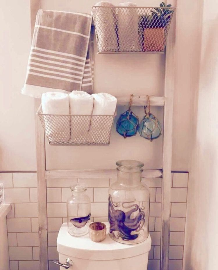 16 Bathroom Hacks And Best Bathroom Storage Ideas For